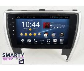 Toyota Camry V55 2014-2018 Autoradio Android Con Navigazione Integrata Unità di Testa