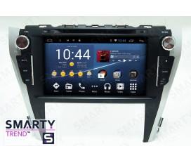 Toyota Camry V55 2014-2015 Autoradio Android Con Navigazione Integrata Unità di Testa