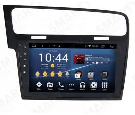 Volkswagen Golf VII Autoradio Android Con Navigazione Integrata Unità di Testa