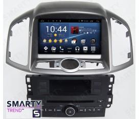 Chevrolet Captiva 2011-2014 Autoradio Android Con Navigazione Integrata Unità di Testa