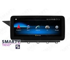 Mercedes-Benz C-Class (W204) 2011-2014  Autoradio Android Con Navigazione Integrata Unità di Testa