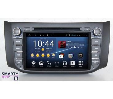 Nissan Sentra Autoradio Android Con Navigazione Integrata Unità di Testa