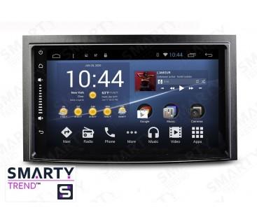 Toyota Venza Autoradio Android Con Navigazione Integrata Unità di Testa