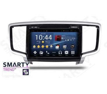 Honda Odyssey  Autoradio Android Con Navigazione Integrata Unità di Testa