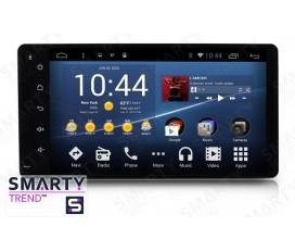 Mitsubishi L200 2013-2015 Autoradio Android Con Navigazione Integrata Unità di Testa