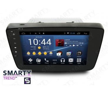 Suzuki Baleno Autoradio Android Con Navigazione Integrata Unità di Testa