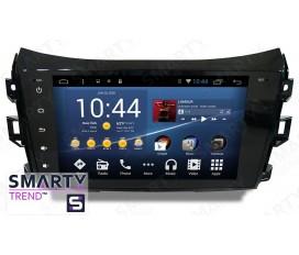 Nissan Navara Autoradio Android Con Navigazione Integrata Unità di Testa