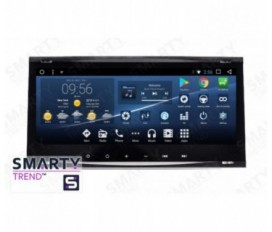 Ford C-Max 2002-2010 Autoradio Android Con Navigazione Integrata Unità di Testa