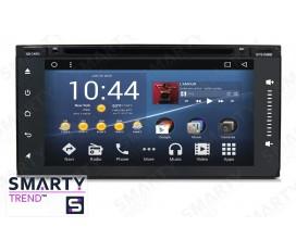 Toyota Corolla 2004-2006 Autoradio Android Con Navigazione Integrata Unità di Testa