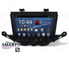 Opel Astra K Autoradio Android Con Navigazione Integrata Unità di Testa