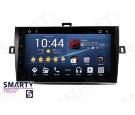 Toyota Corolla 2007-2013 Autoradio Android Con Navigazione Integrata Unità di Testa