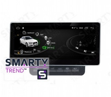 Audi Q7 2005-2015 Autoradio Android Con Navigazione Integrata Unità di Testa