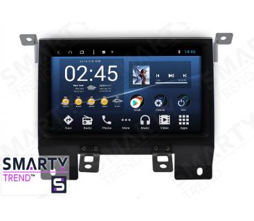Land Rover Discovery 4 2013-2015 Autoradio Android Con Navigazione Integrata Unità di Testa