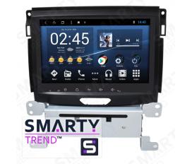Ford Everest 2013-2017 Autoradio Android Con Navigazione Integrata Unità di Testa