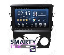 Ford Mondeo 2013 Autoradio Android Con Navigazione Integrata Unità di Testa
