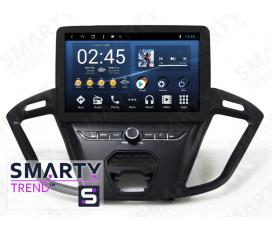 Ford Transit Asia Autoradio Android Con Navigazione Integrata Unità di Testa