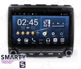 JAC S3 Autoradio Android Con Navigazione Integrata Unità di Testa