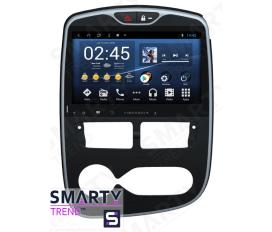 Renault Clio 2012-2018 Manual Autoradio Android Con Navigazione Integrata Unità di Testa