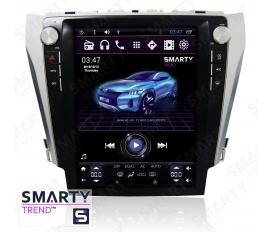 Toyota Camry V55 2014-2015 - Tesla Style Autoradio Android Con Navigazione Integrata Unità di Testa