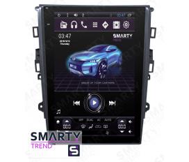 Ford Mondeo 2013+ - Tesla Style Autoradio Android Con Navigazione Integrata Unità di Testa