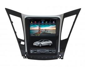 Hyundai Sonata (2011-2015) - Tesla Style Autoradio Android Con Navigazione Integrata Unità di Testa