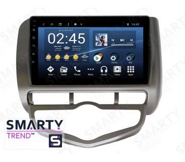 Honda Jazz / Fit (2001-2007) Autoradio Android Con Navigazione Integrata Unità di Testa