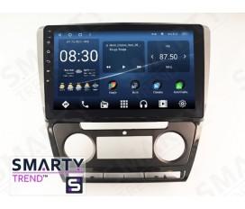 Skoda Octavia A5 2004-2013 (Auto Air-Conditioner version) Autoradio Android Con Navigazione Integrata Unità di Testa