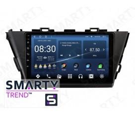 Toyota Prius 2013-2015 Autoradio Android Con Navigazione Integrata Unità di Testa