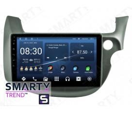 Honda Jazz / Fit 2009-2013 RHD Autoradio Android Con Navigazione Integrata Unità di Testa