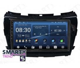 Nissan Murano 2015+ Autoradio Android Con Navigazione Integrata Unità di Testa