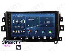 Nissan Navara NP300 (High) Autoradio Android Con Navigazione Integrata Unità di Testa