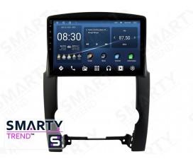 KIA Sorento 2009-2012 Autoradio Android Con Navigazione Integrata Unità di Testa