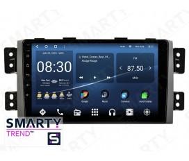 KIA Mohave Autoradio Android Con Navigazione Integrata Unità di Testa