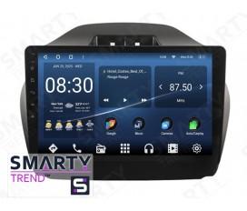Hyundai ix35 2009-2012 Autoradio Android Con Navigazione Integrata Unità di Testa