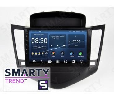 Chevrolet Cruze 2008-2013 Autoradio Android Con Navigazione Integrata Unità di Testa