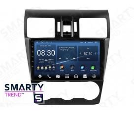 Subaru Forester 2013-2014 Autoradio Android Con Navigazione Integrata Unità di Testa