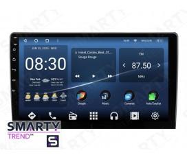 Universal  Autoradio Android Con Navigazione Integrata Unità di Testa