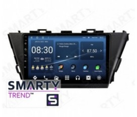 Toyota Prius 2013-2015 RHD Autoradio Android Con Navigazione Integrata Unità di Testa
