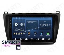 Mazda 6 2007-2013 Autoradio Android Con Navigazione Integrata Unità di Testa