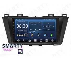 Mazda 5 2010-2015 Autoradio Android Con Navigazione Integrata Unità di Testa