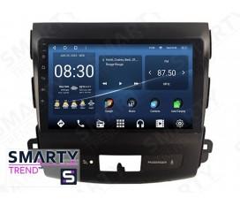 Mitsubishi Outlander XL 2005-2012 Autoradio Android Con Navigazione Integrata Unità di Testa