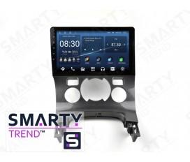 Peugeot 3008 2013-2016 (Auto-Aircondition) Autoradio Android Con Navigazione Integrata Unità di Testa