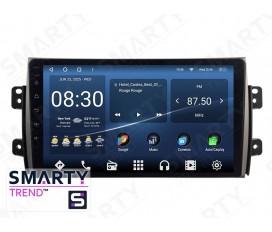 Suzuki SX4 2006-2012 Autoradio Android Con Navigazione Integrata Unità di Testa
