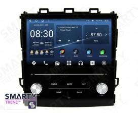Subaru XV 2018+ Autoradio Android Con Navigazione Integrata Unità di Testa