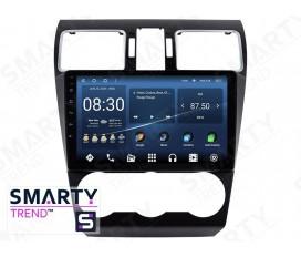 Subaru Forester 2015-2018 Autoradio Android Con Navigazione Integrata Unità di Testa