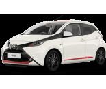 Toyota Aygo 2013-2018
