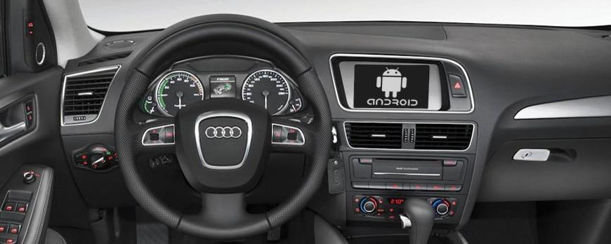 Sistema operativo Android in auto come sistema di infotainment multimediale!