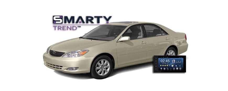Toyota Camry V30 Android Autoradio Con GPS Integrato Unità di Testa - SMARTY Trend.