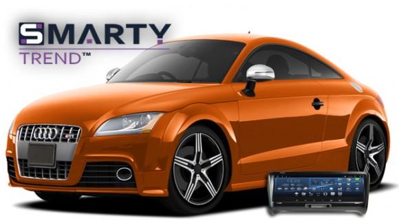 Audi TT Android Autoradio Con GPS Integrato Unità di Testa - SMARTY Trend.