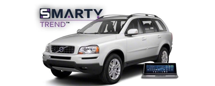 Volvo XC90 Android Autoradio Con GPS Integrato Unità di Testa - SMARTY Trend.